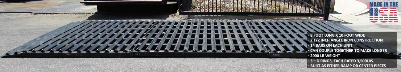 Rattle Grate™