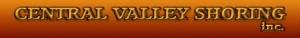 Central Valley Shoring Logo