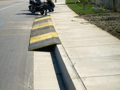 Free Flow Curb Ramp™