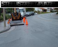 Steel Street Plates
